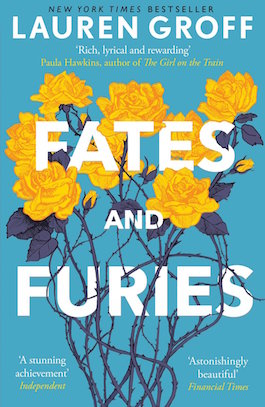 Image: Fates and Furies Book Cover