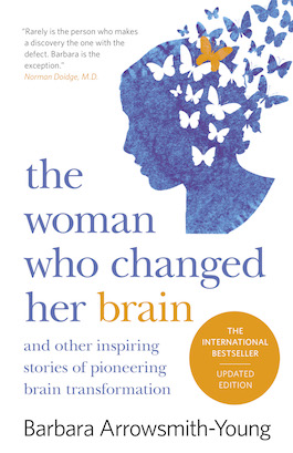 Image: The Woman Who Changed Her Brain Book Cover