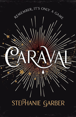 Image: Caraval Book Cover
