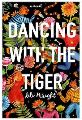 book cover of Dancing with the Tiger