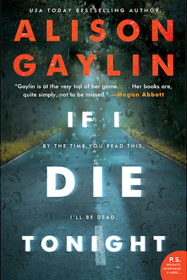 book cover of If I Die Tonight