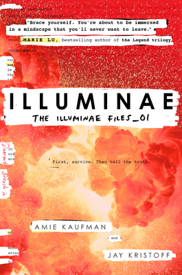 Image: Illuminae Book Cover
