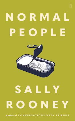 book cover of Normal People