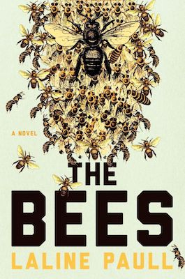 book cover of The Bees
