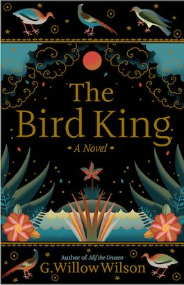 book cover of The Bird King