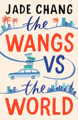 Image: Wangs vs. the World Book Cover