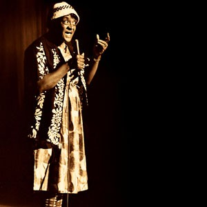 Image: Moms Mabley: I Got Somethin' to Tell You