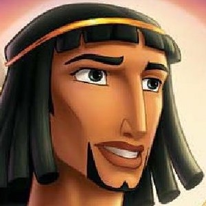 Prince of Egypt movie poster
