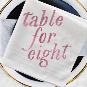 Table for Eight book cover