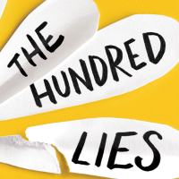 Image: The Hundred Lies of Lizzie Lovett